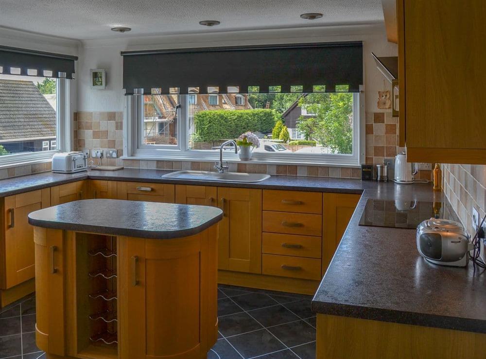 Kitchen (photo 2) at The Haven in Hoveton, near Wroxham, Norfolk