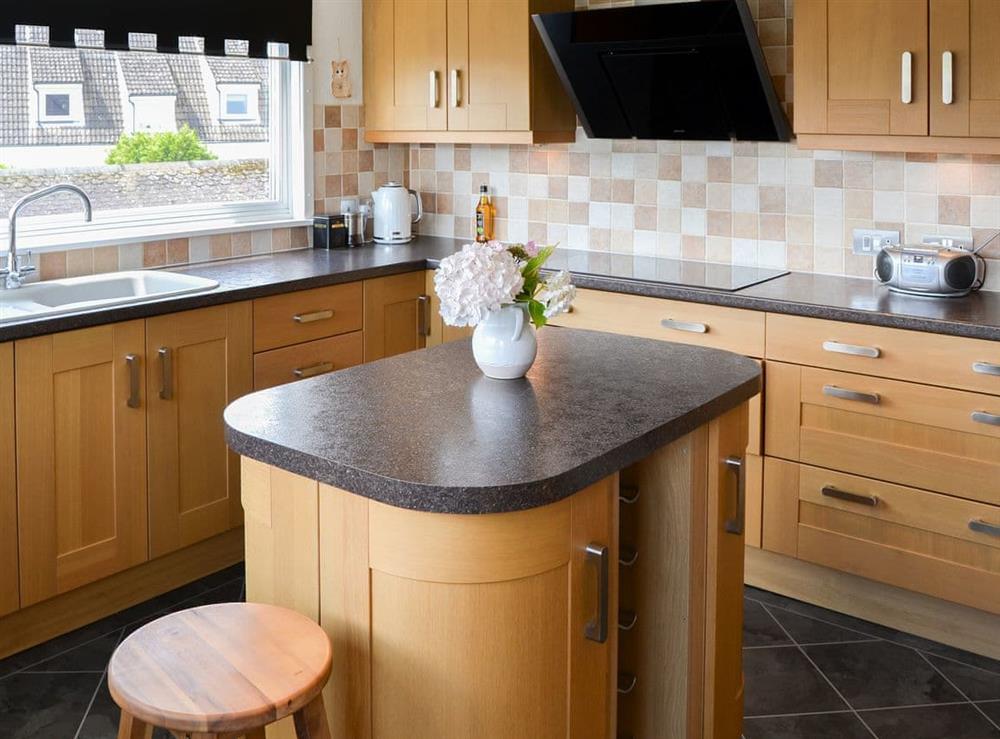 Kitchen at The Haven in Hoveton, near Wroxham, Norfolk