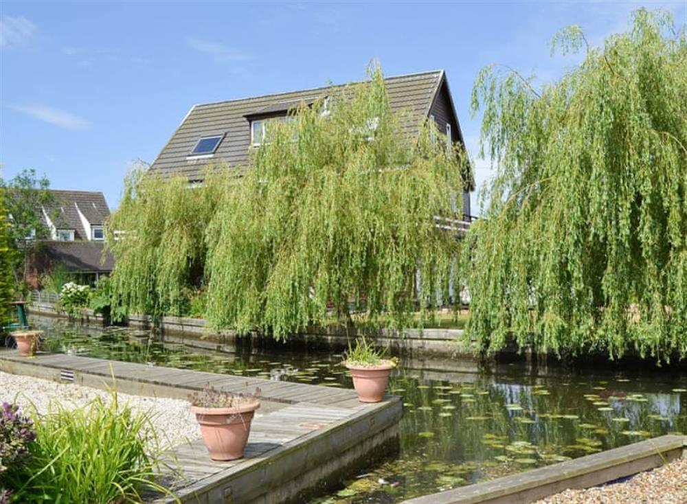 View (photo 2) at The Haven in Hoveton, near Wroxham, Norfolk