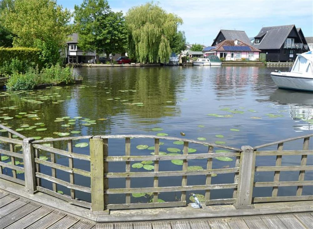 View (photo 3) at The Haven in Hoveton, near Wroxham, Norfolk