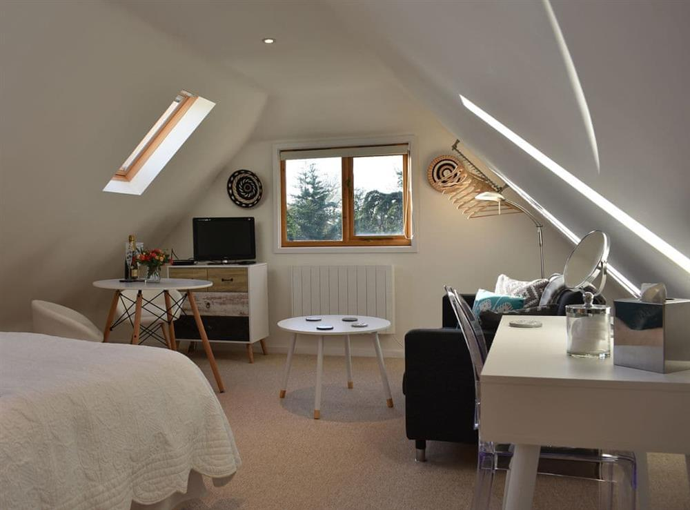Comfortable and inviting apartment at The Hayloft in Wineham, near Henfield, Dorset