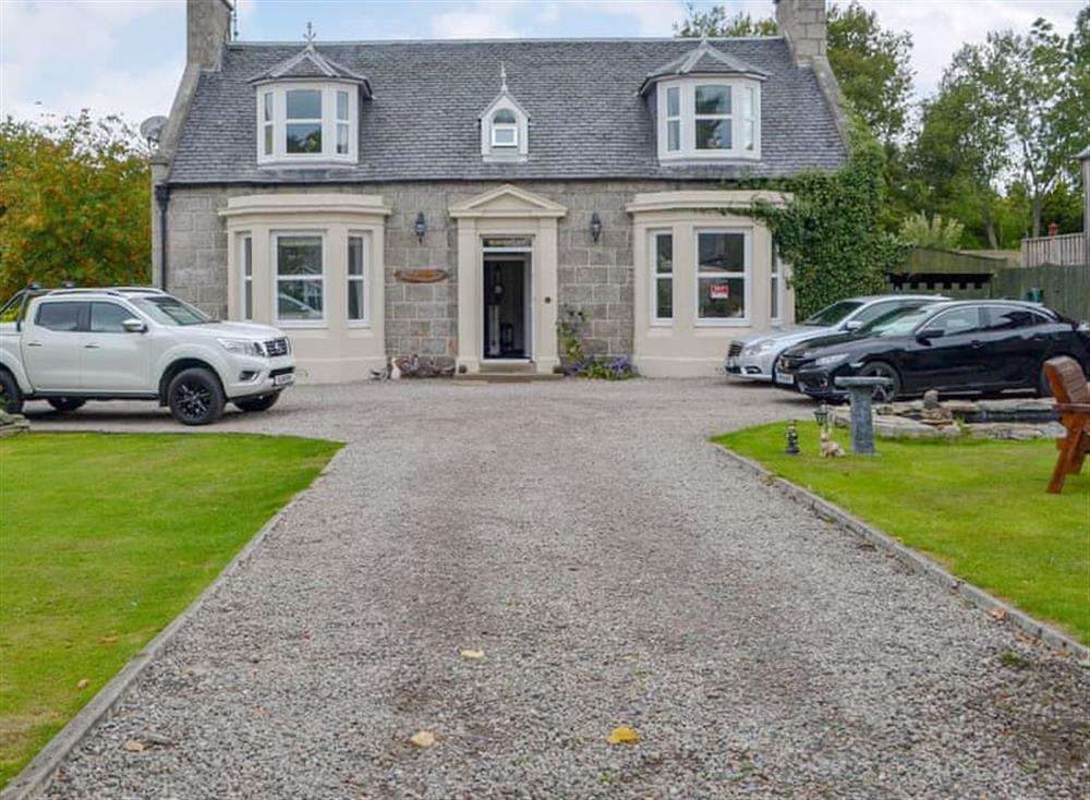 Charming property at The Hideaway in Grantown-on-Spey, Morayshire