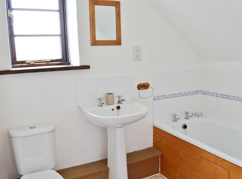 Bathroom at The Kestral in Sturminster Newton, Dorset