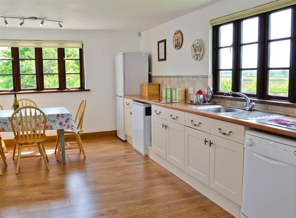 Dining Area at The Kestral in Sturminster Newton, Dorset