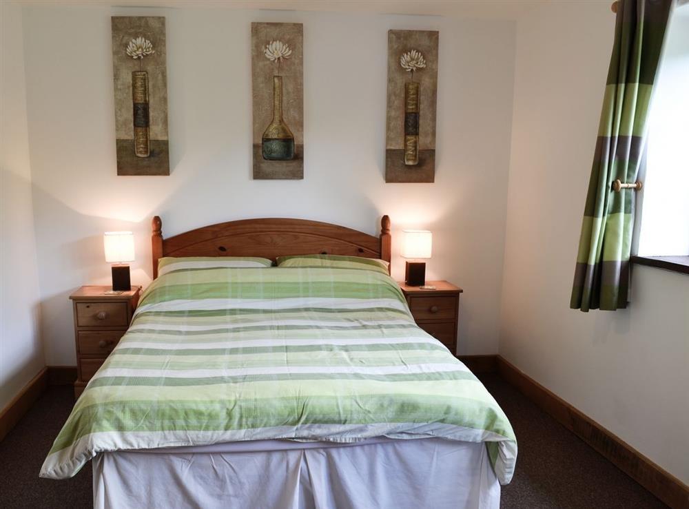 Double bedroom at The Kestral in Sturminster Newton, Dorset