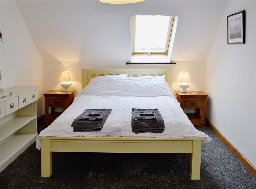 Double bedroom at The Kite in Sturminster Newton, Dorset