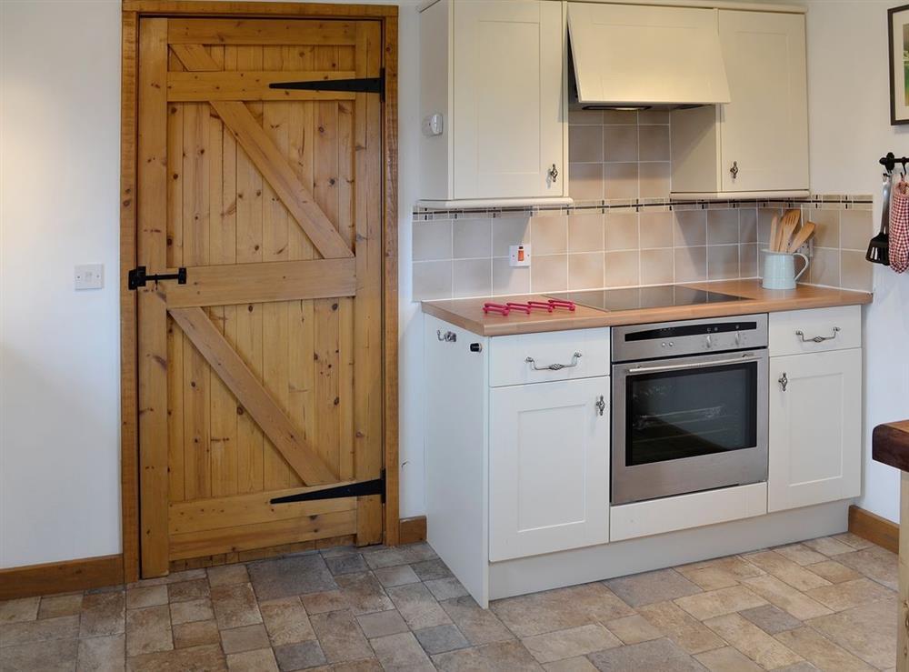 Kitchen at The Kite in Sturminster Newton, Dorset