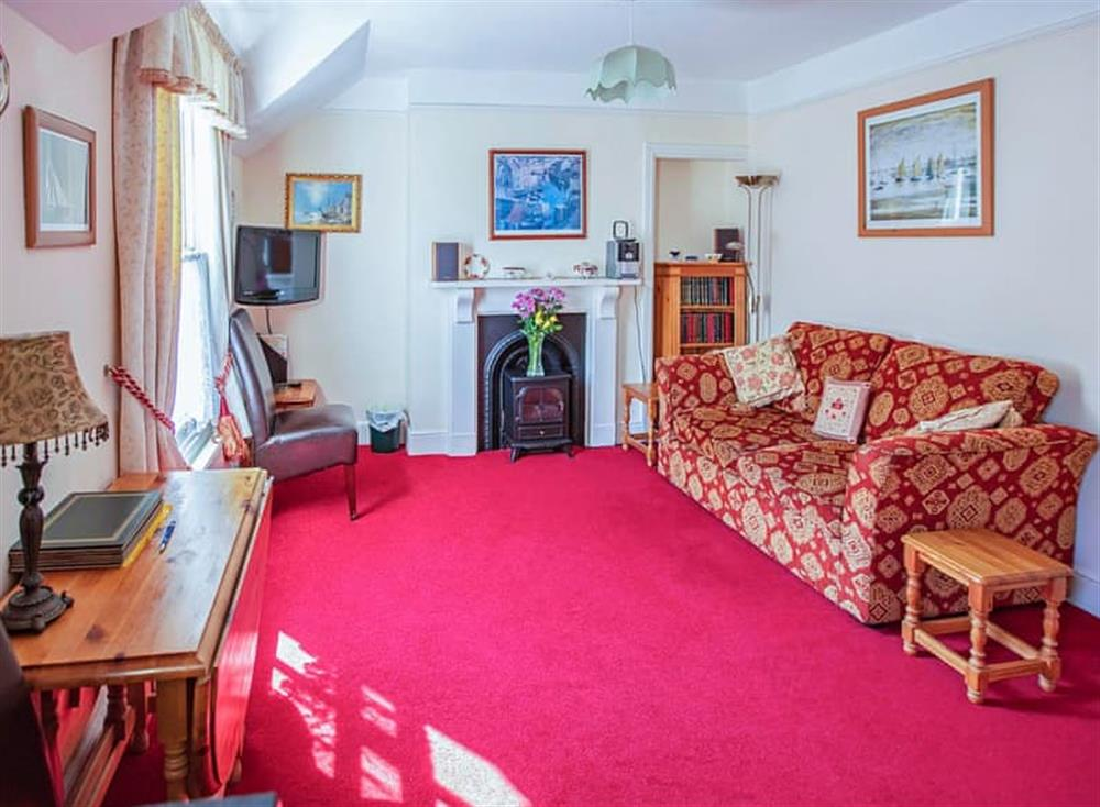 Delightful living space at The Liffey in Dartmouth, Devon