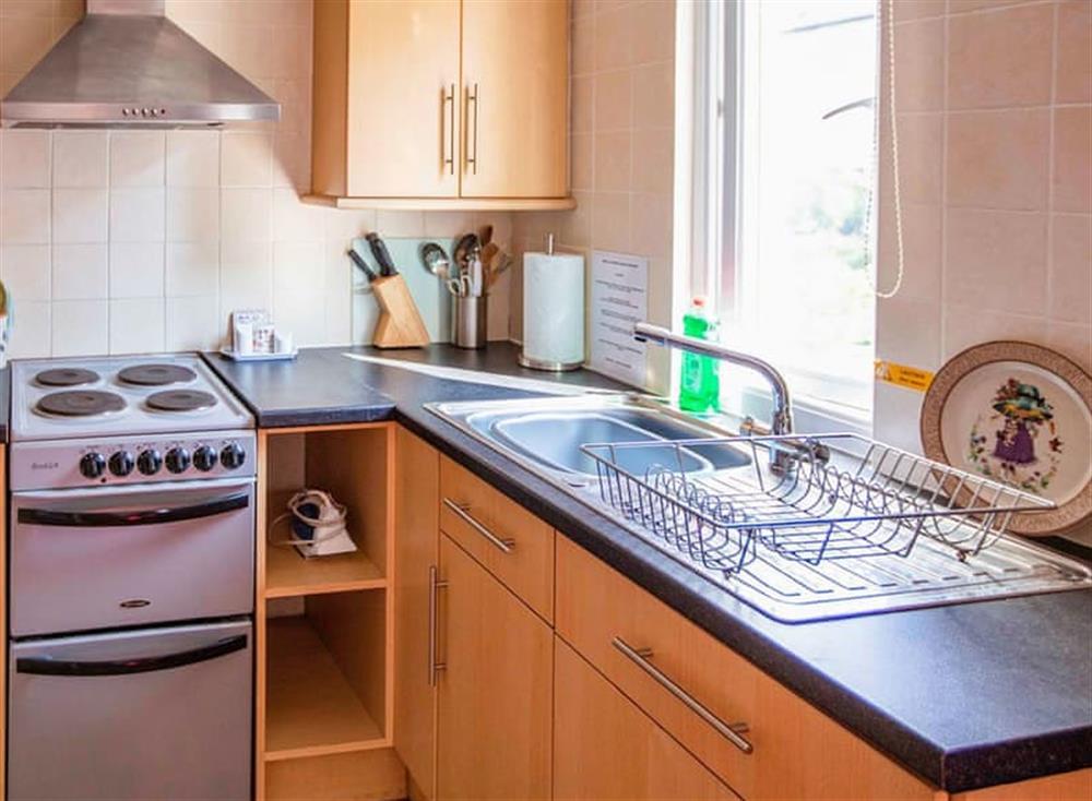Lovely kitchen at The Liffey in Dartmouth, Devon