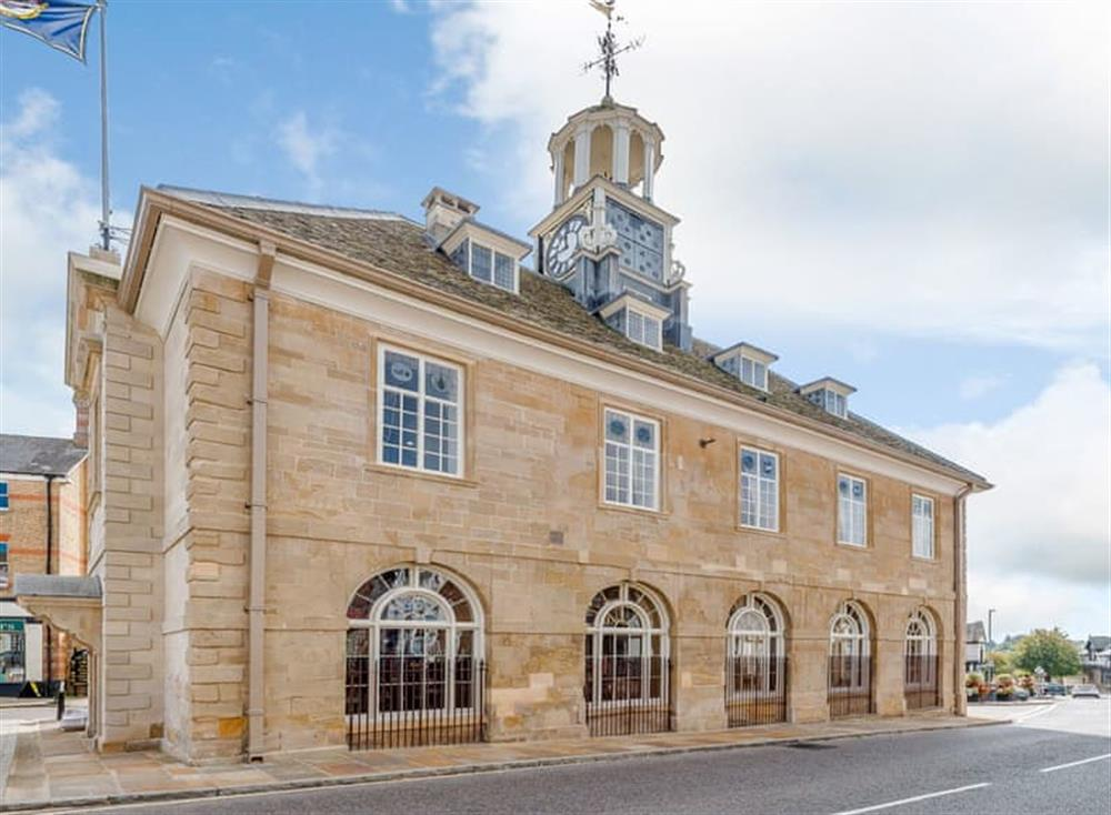 Exterior at The Loft at Brackley Town Hall in Brackley, England