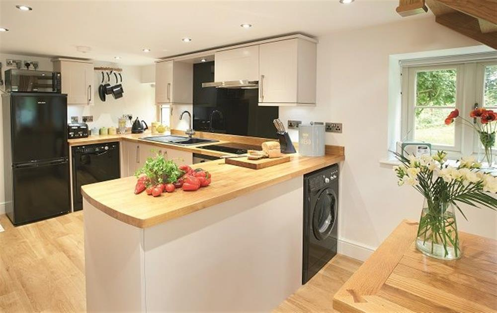 Ground floor:  Kitchen/dining room at The Maltings, Trunch