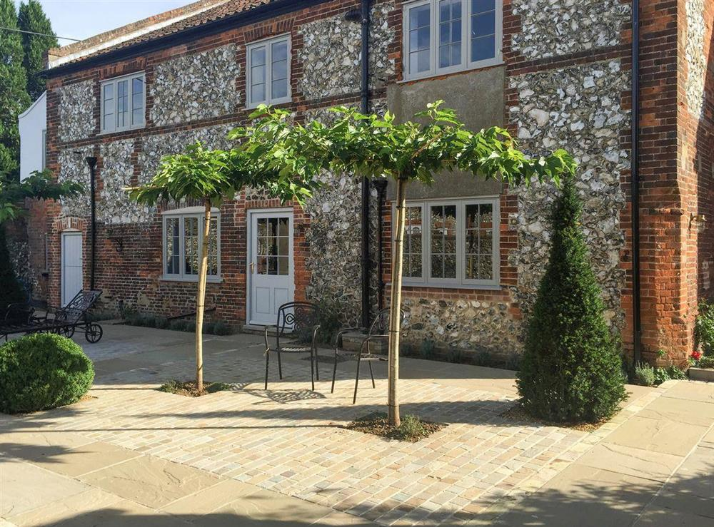 Well-presented holiday property at The Manor House in Syderstone, near Fakenham, Norfolk