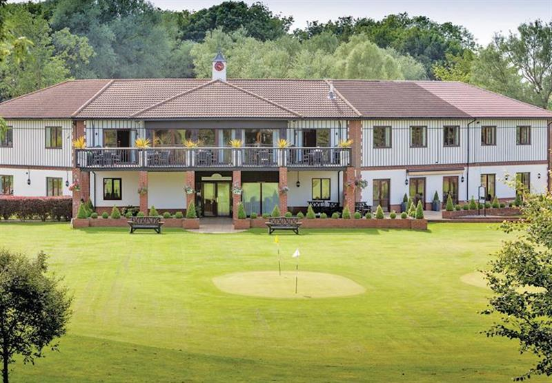 The Holf Club at The Manor Resort in Laceby, Lincolnshire