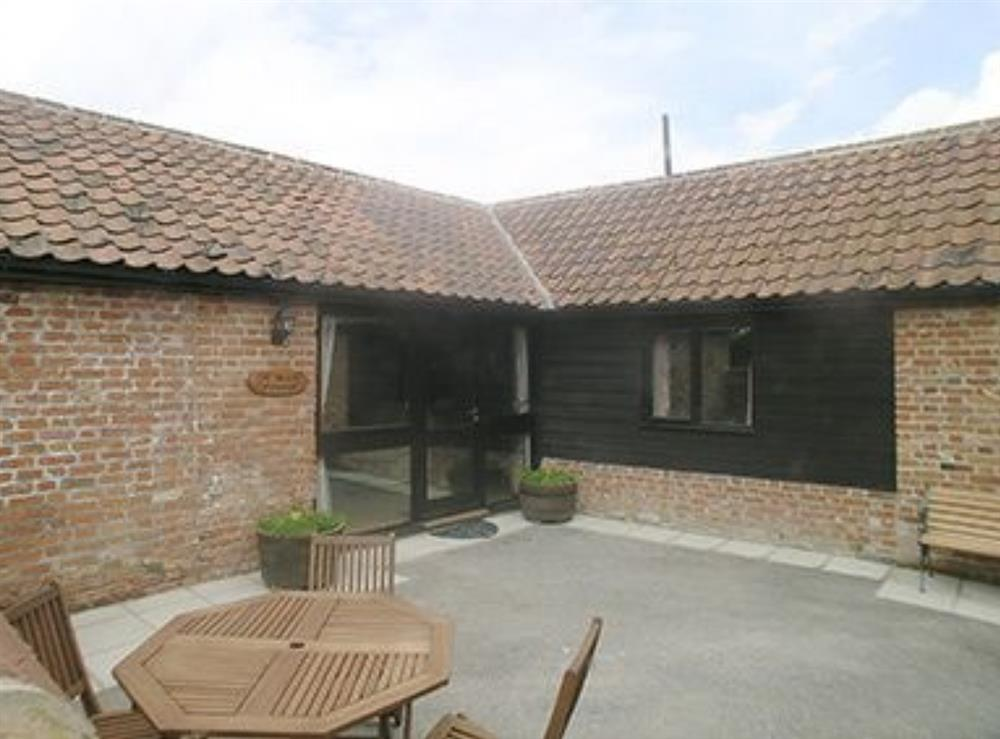 Exterior at The Milking Parlour in Fressingfield, Eye, Norfolk