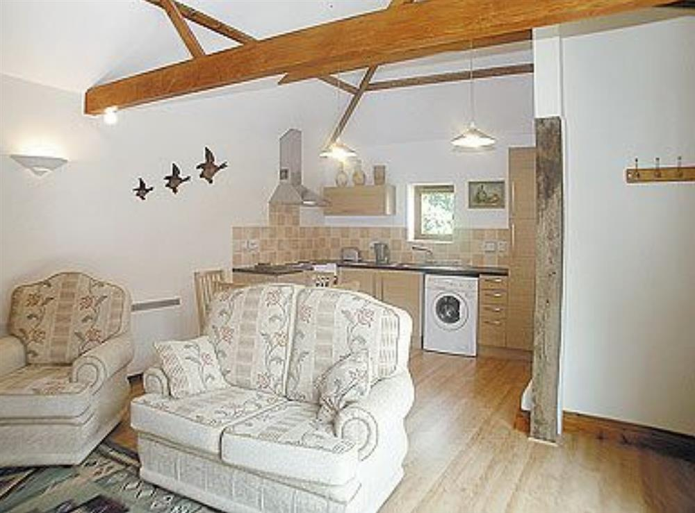 Open plan living/dining room/kitchen at The Milking Parlour in Fressingfield, Eye, Norfolk