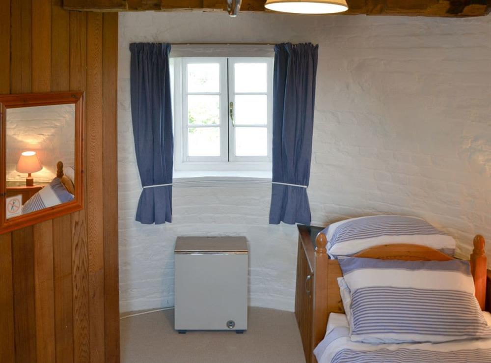 Single bedroom at The Mill @ The Mill House in How Hill, near Ludham, Norfolk