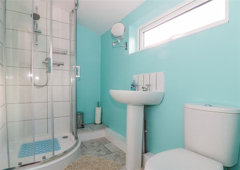Bathroom at The Nest Box, Diss, Norfolk