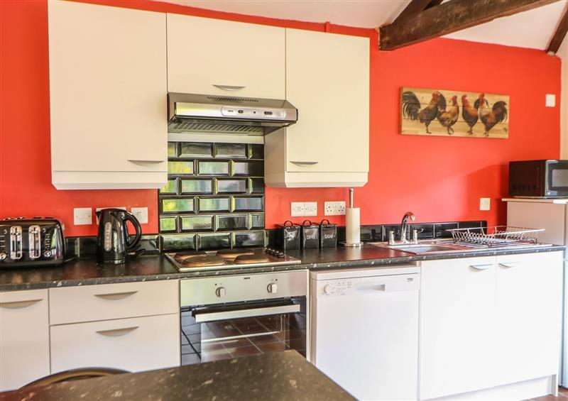 The kitchen (photo 2) at The Nest Box, Diss, Norfolk