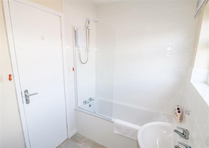 Bathroom at The Nook, Mundesley