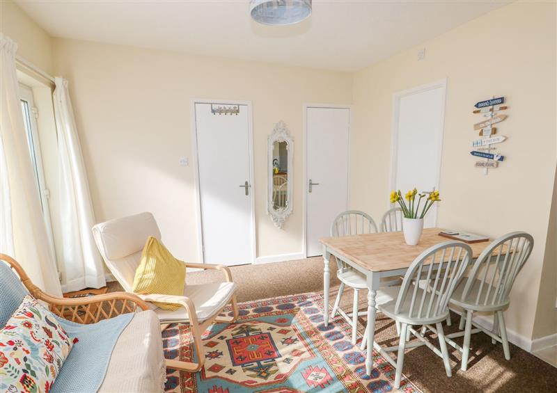 Enjoy the living room at The Nook, Mundesley