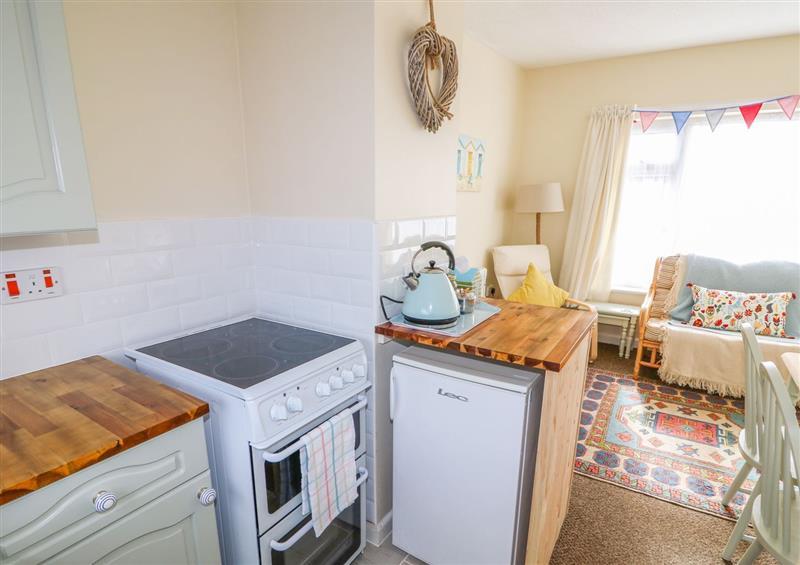 Kitchen at The Nook, Mundesley