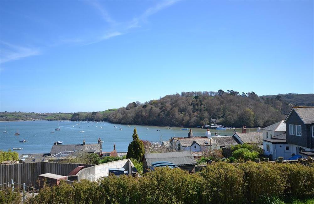 More stunning views enjoyed from the garden at The Old  Bakehouse, Dittisham