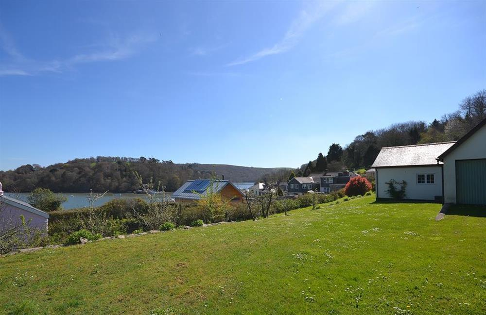 More views enjoyed from the large garden at The Old  Bakehouse, Dittisham