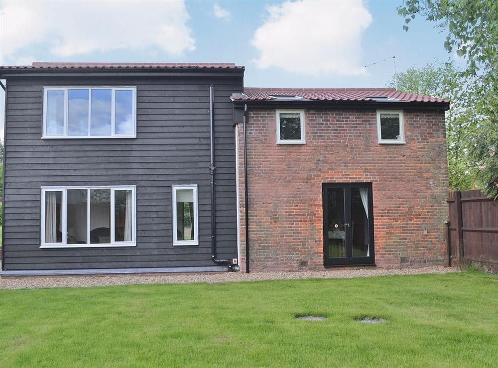 Exterior at The Old Barn in Booton, near Norwich, Norfolk