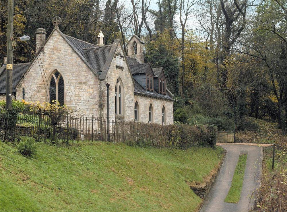 Delightful, Victorian former chapel