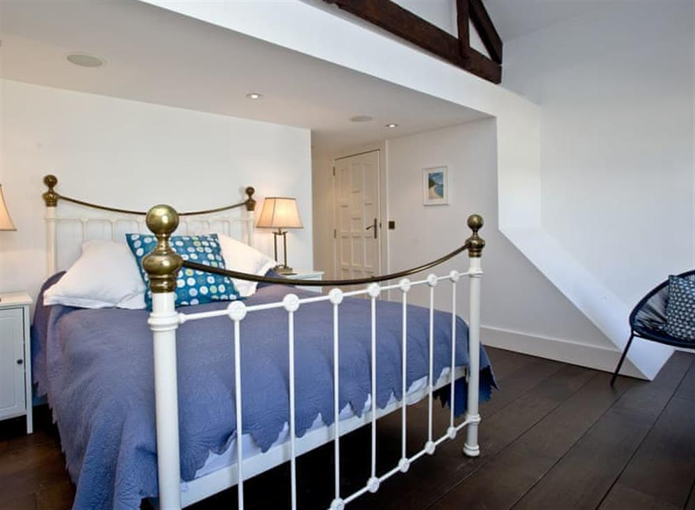 Double bedroom at The Old Chapel of Stoke Fleming in , Stoke Fleming