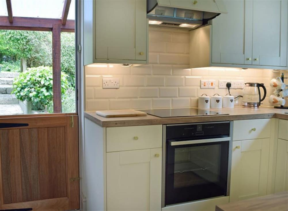 Immaculately presented kitchen (photo 2) at The Old Church House in Llechryd, near Cardigan, Dyfed