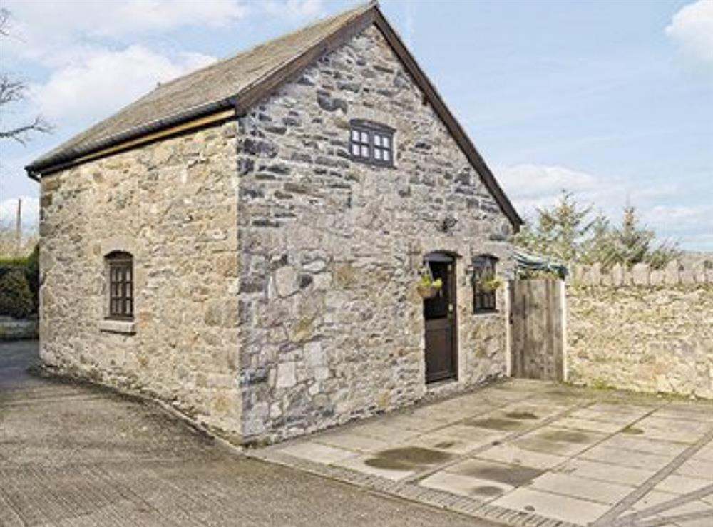 Exterior at The Old Coach House  in Betws-yn-Rhos, near Abergele, Clwyd