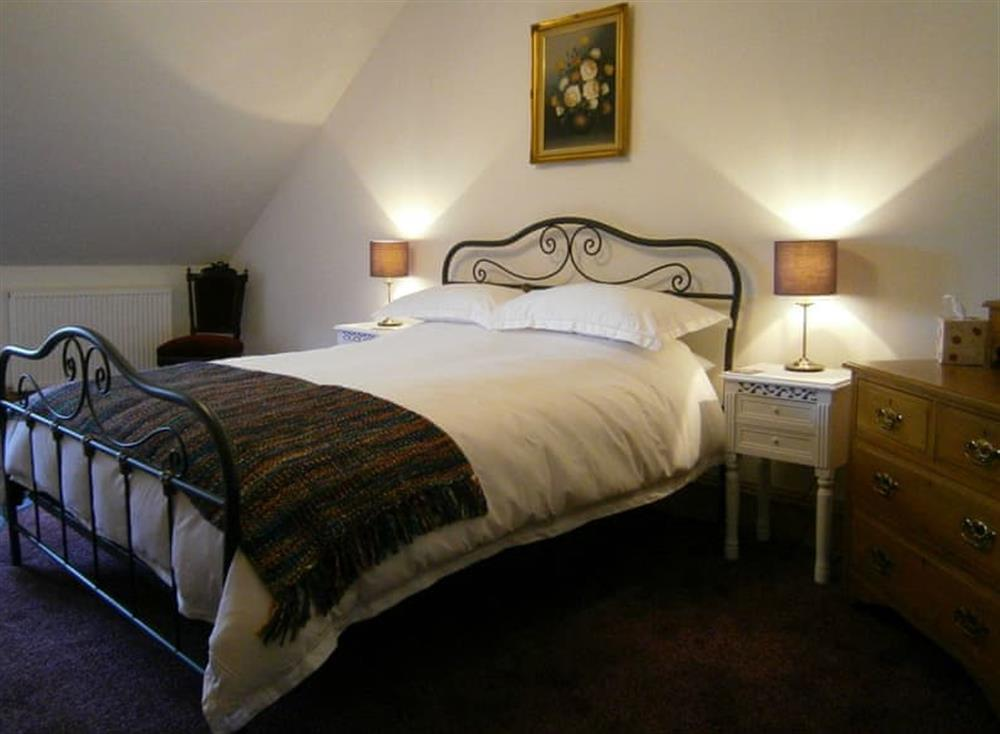 Wonderful welcoming double bedded room
