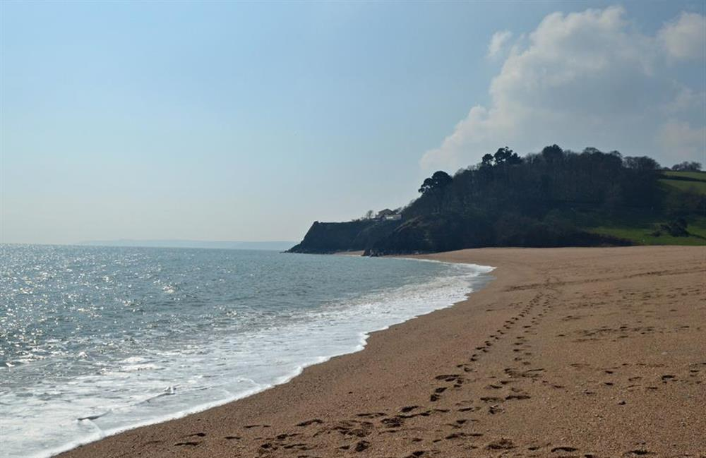 Nearby Blackpool Sands is a very family friendly beach at The Old Dairy, East Allington