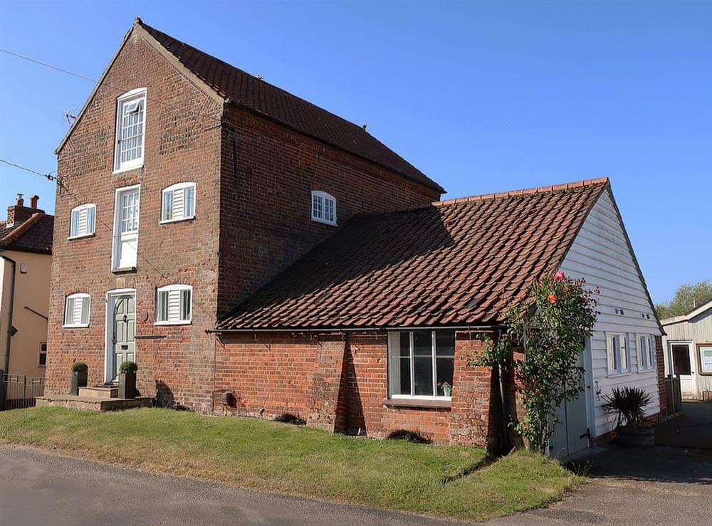 Exterior at The Old Granary in Stalham Staithe, Norfolk