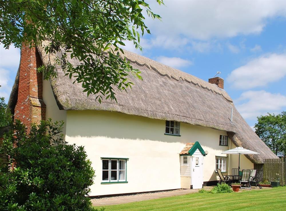 Exterior at The Old House, Potash Farm in Mellis, Suffolk