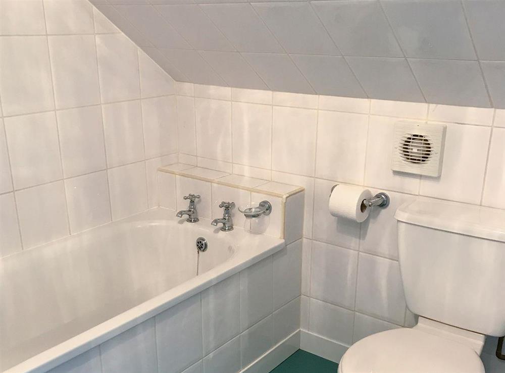 Bathroom at Slack-m-Girdle,