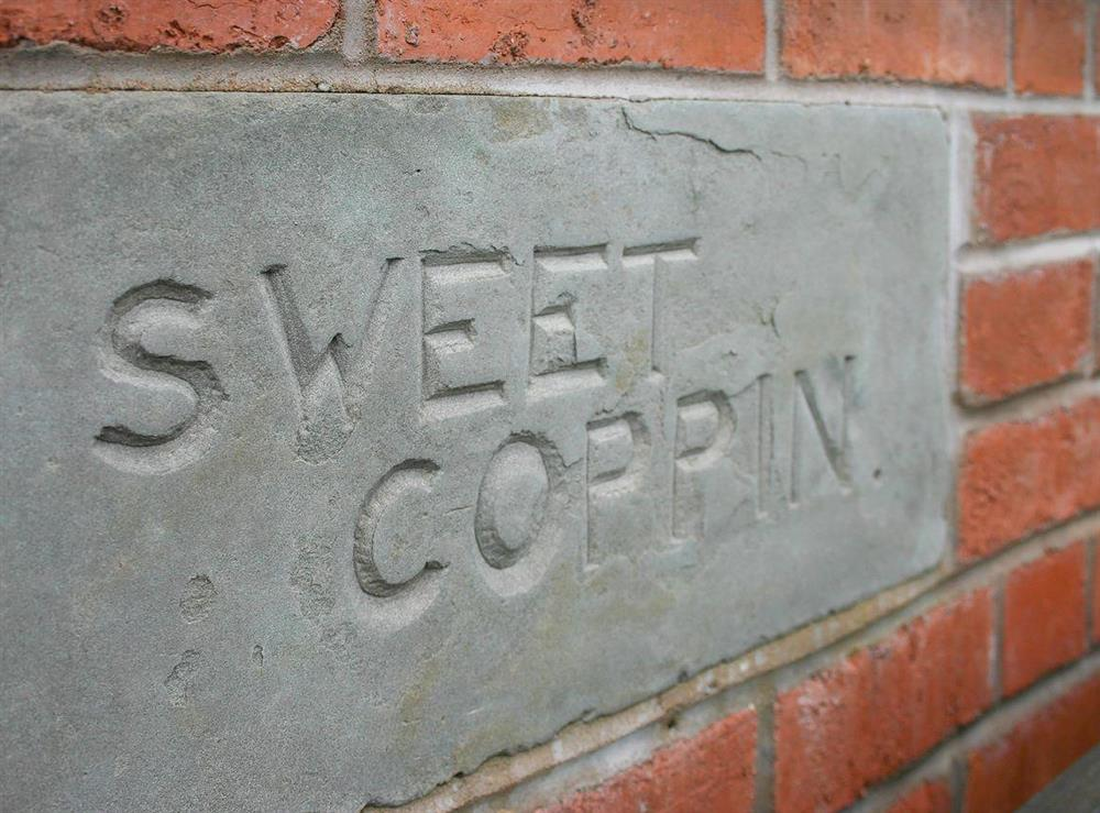 Situated on a small family-run farm at Sweet Coppin,