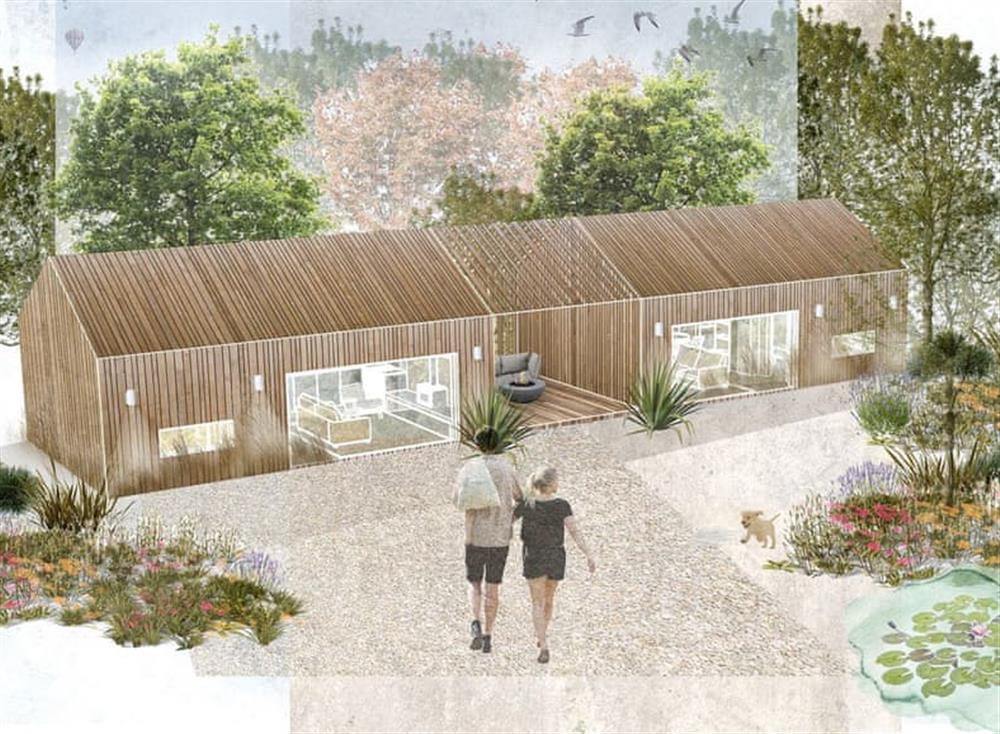 Artist impression - more images coming soon