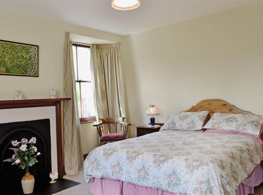 Double bedroom at The Old Post Office in Rogart, Nr Golspie., Sutherland