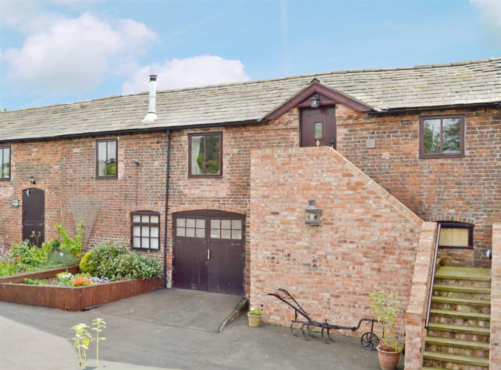 Exterior at The Old Stables in Alvanley, Frodsham, Cheshire., Great Britain