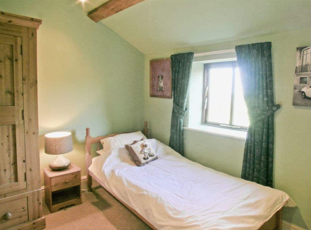 Single bedroom at The Old Stables in Alvanley, Frodsham, Cheshire., Great Britain