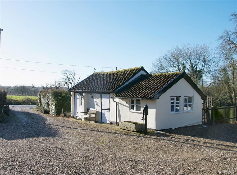 Exterior at The Old Stables in Cranworth, near Thetford, Norfolk