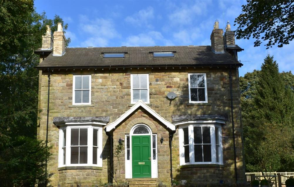 The Old Vicarage is a detached property