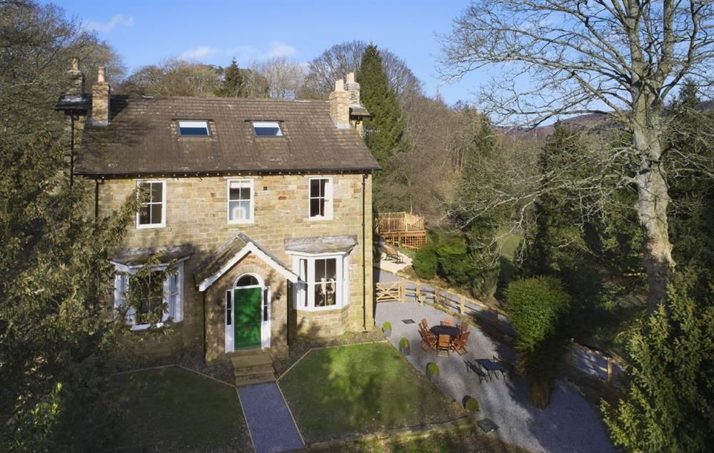 The Old Vicarage puts you