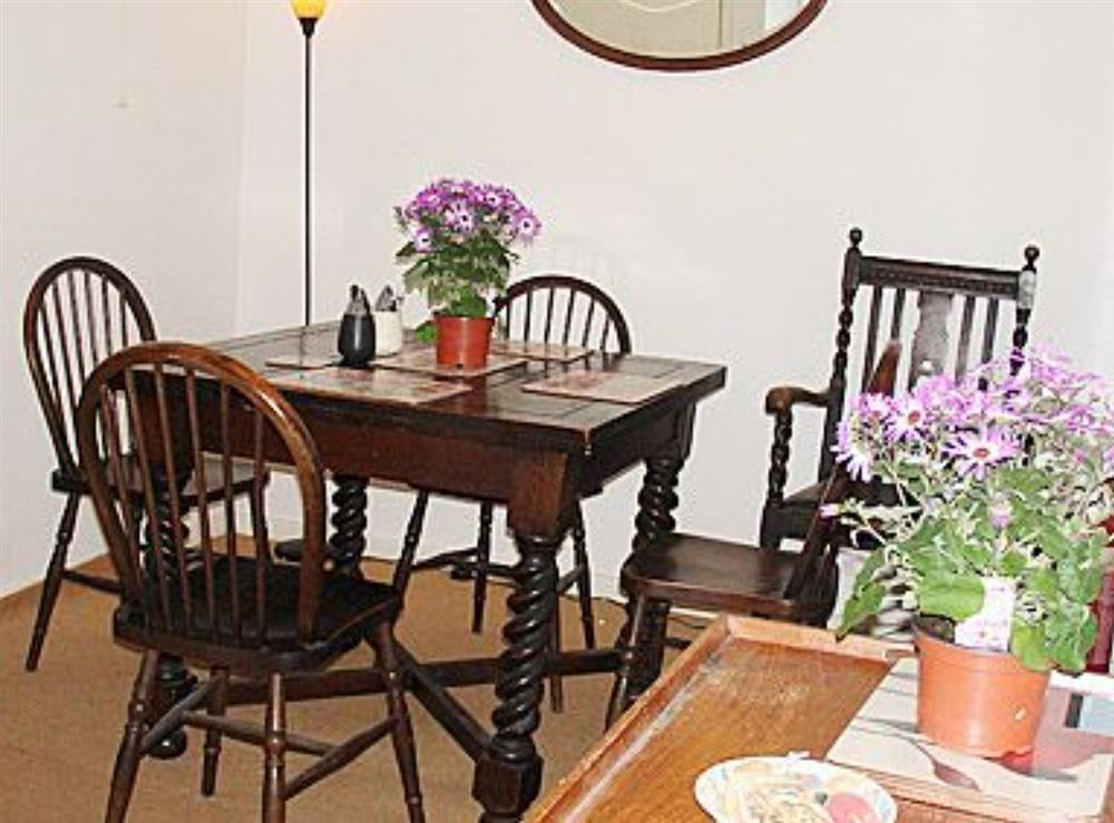Dining Area at The Paddock in Happisburgh, Norfolk