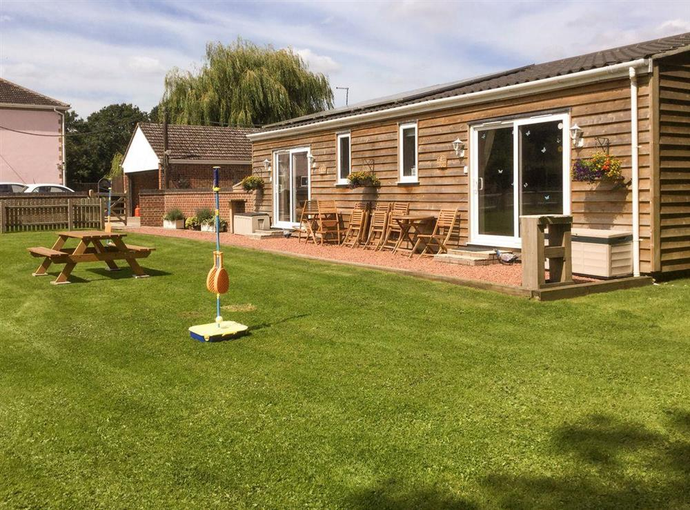 Appealing holiday homes at Woodpeckers Nest,