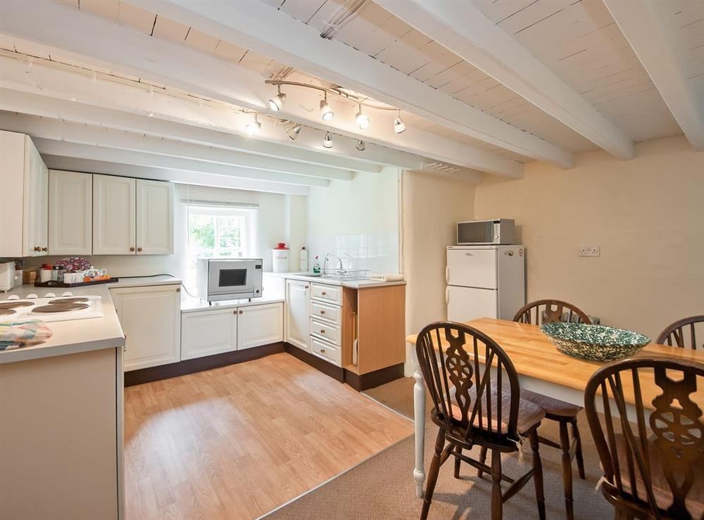 Kitchen/diner at The Park in Tilstock, Whitchurch, Shropshire., Great Britain