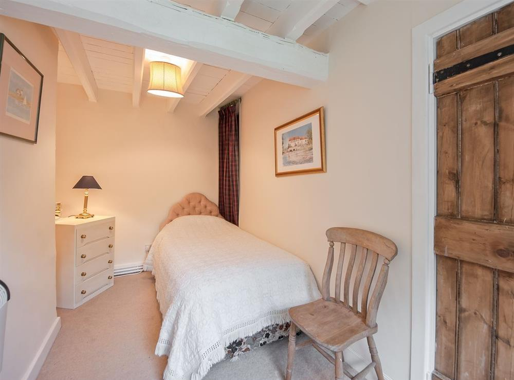 Single bedroom at The Park in Tilstock, Whitchurch, Shropshire., Great Britain