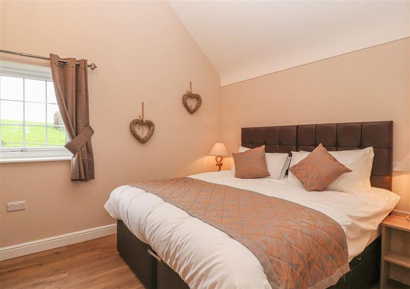 Double bedroom at The Parlour, Chester, Cheshire
